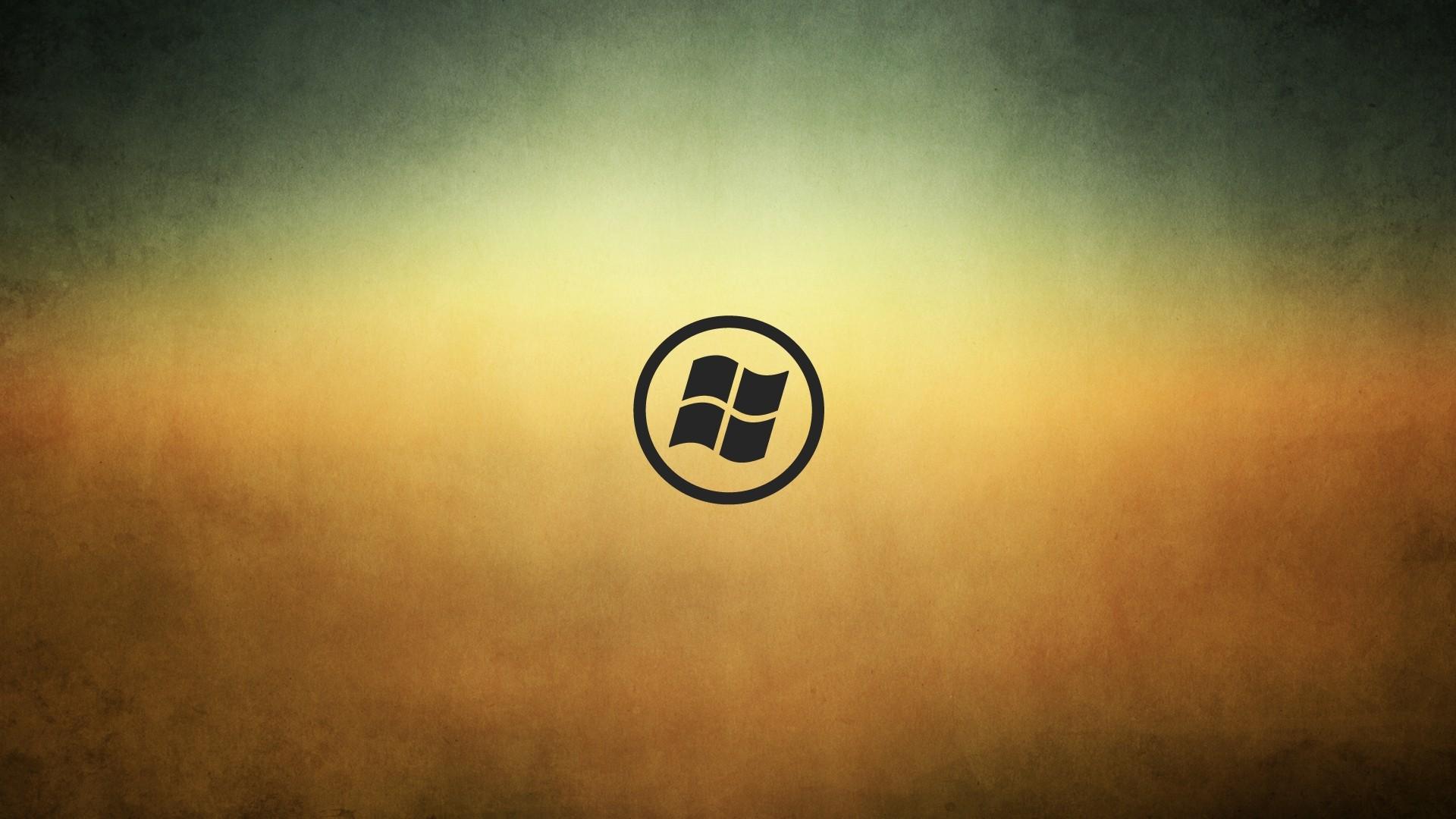 Minimalistic Windows 7 Windows XP flags basic Microsoft