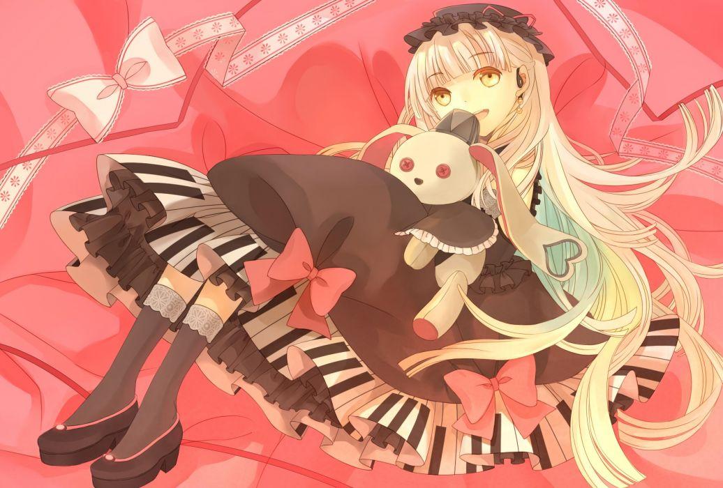 Vocaloid anime girls Mayu (Vocaloid) wallpaper