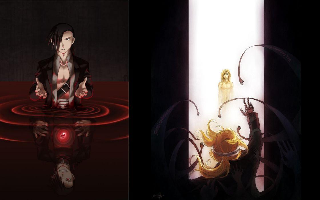 Elric Alphonse Elric Edward Full Metal Alchemist Ling Yao Greed (FMA) wallpaper