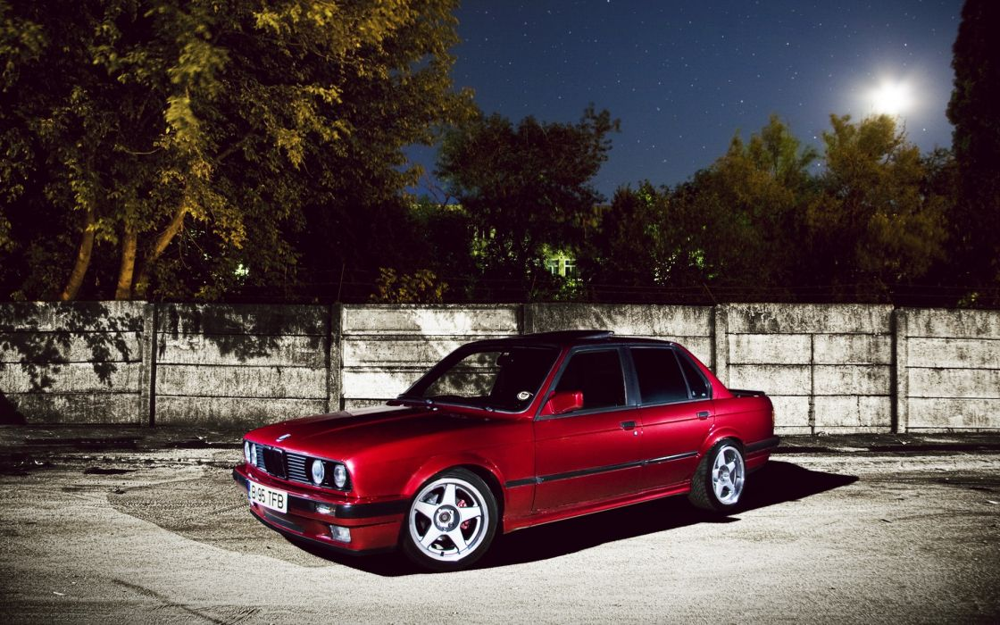 BMW cars auto e30 wallpaper