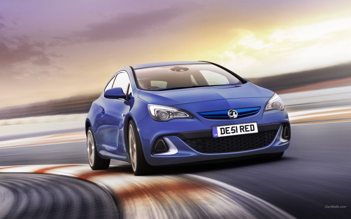 cars Opel Astra vxr wallpaper