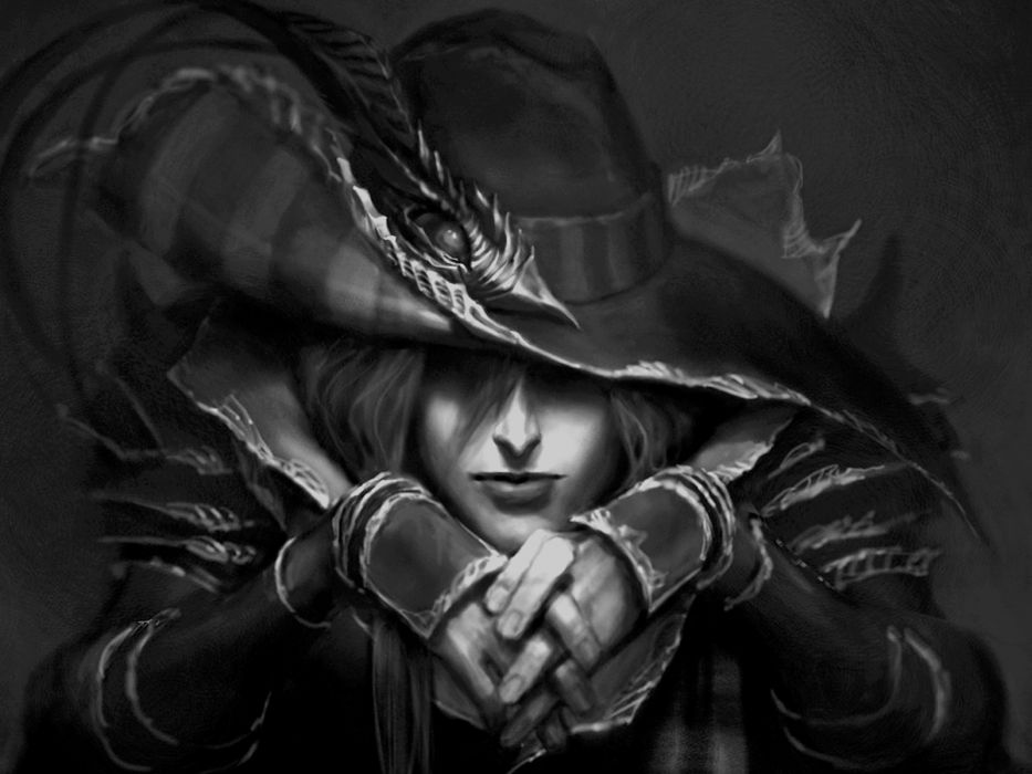 Vampire Hunter D  d wallpaper