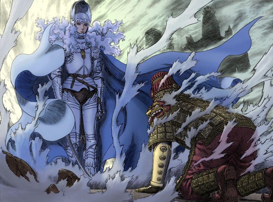 BERSERK fantasy (2) wallpaper