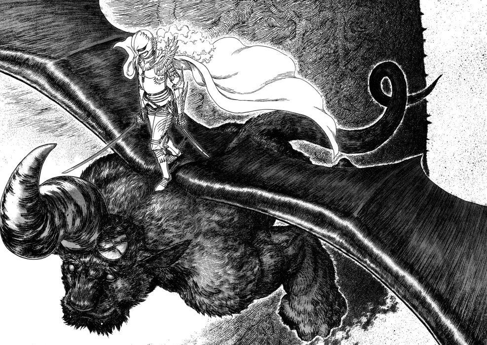 BERSERK fantasy (3) wallpaper