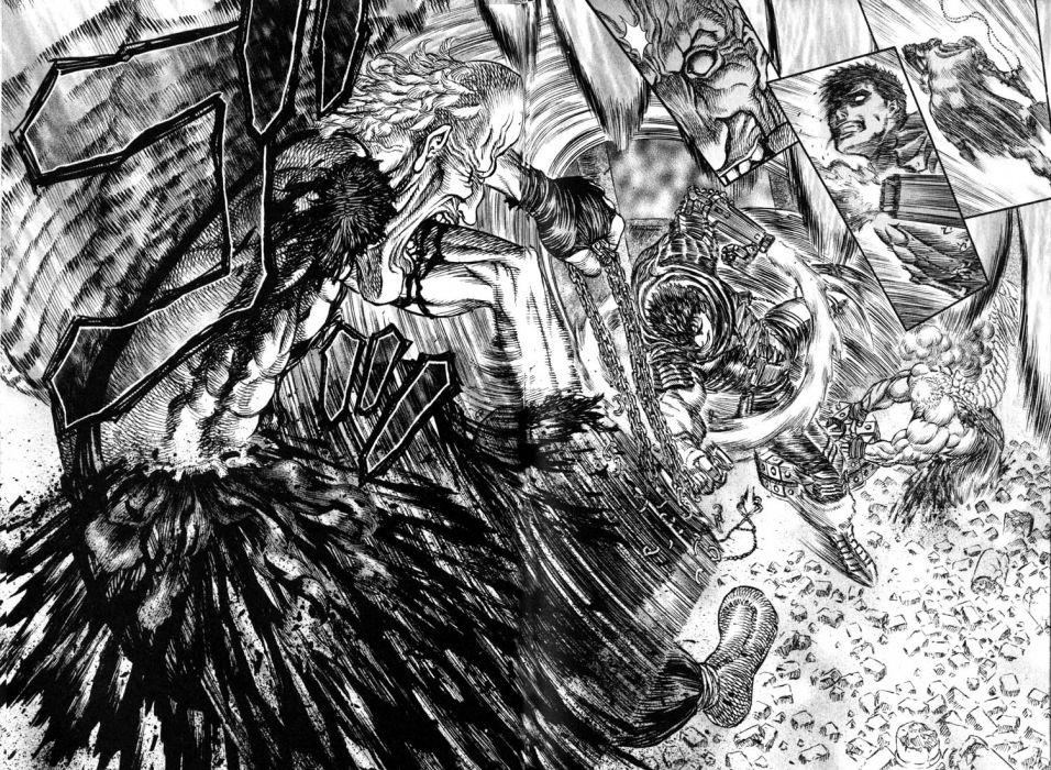 BERSERK fantasy (22) wallpaper