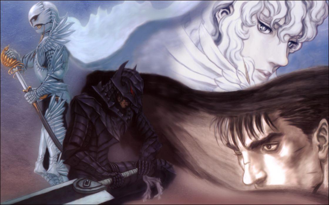 BERSERK fantasy (44) wallpaper