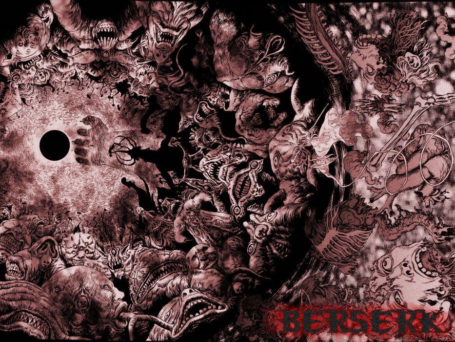 BERSERK fantasy (54) wallpaper
