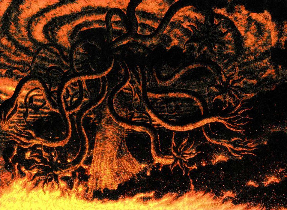 BERSERK fantasy (63) wallpaper