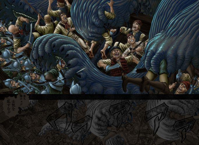 BERSERK fantasy (81) wallpaper