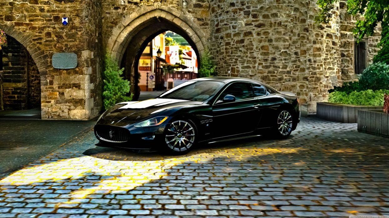 Maserati Gran Turismo 5 wallpaper