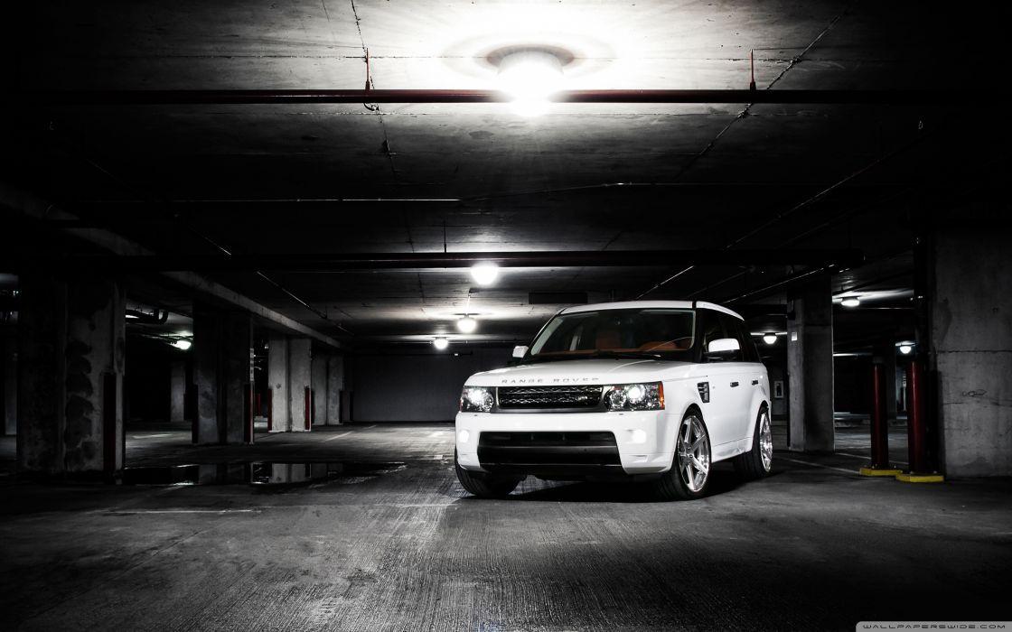Range Rover Dark wallpaper
