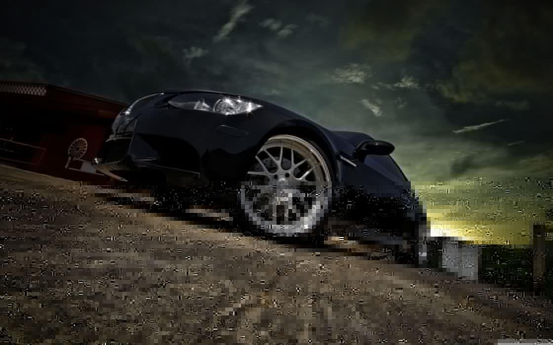 BMW M5 Wheel wallpaper