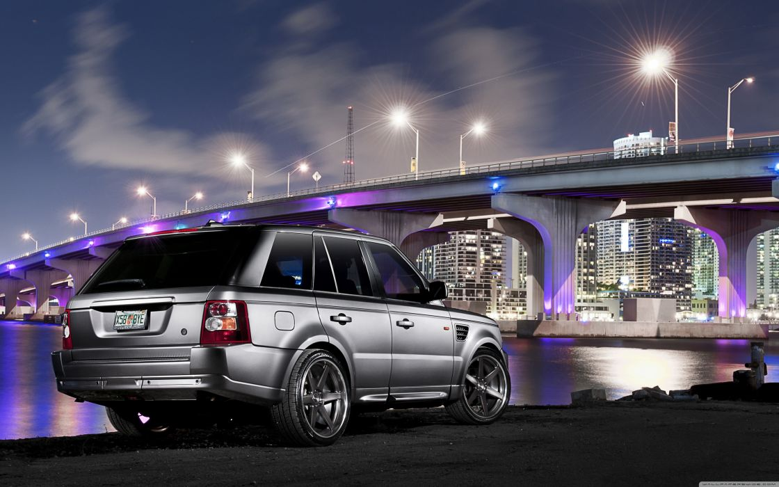 Range Rover City wallpaper