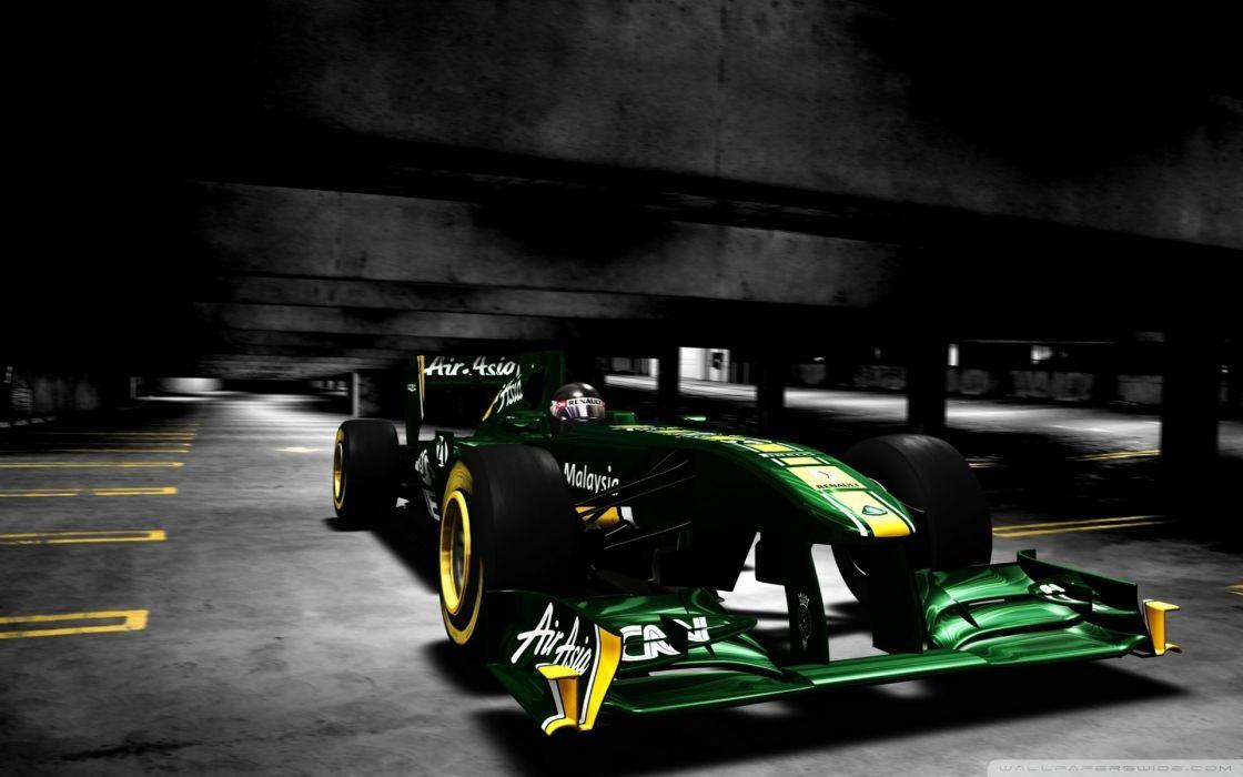 F1 Lotus Car wallpaper