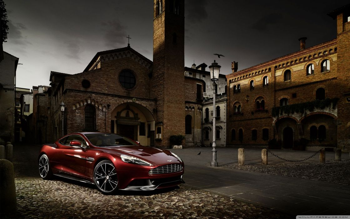 Aston Martin M310 Vanquish wallpaper