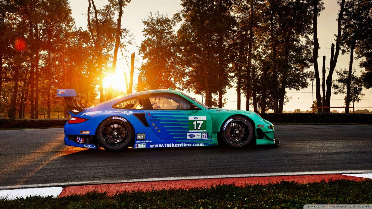 Falken Porsche RSR wallpaper