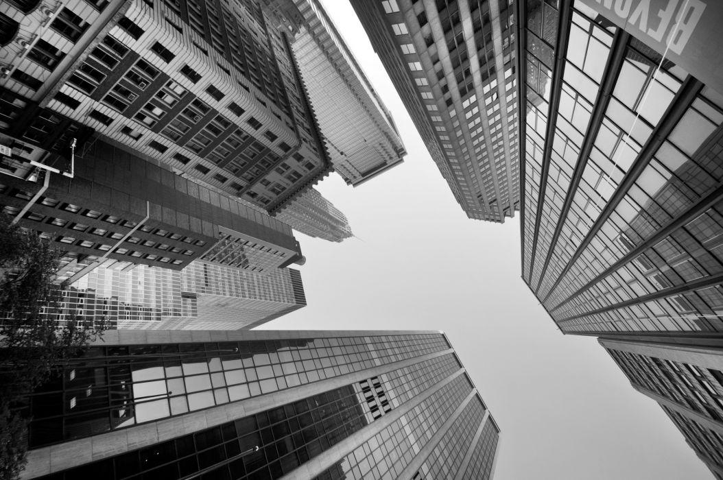 Buildings Skyscrapers wallpaper