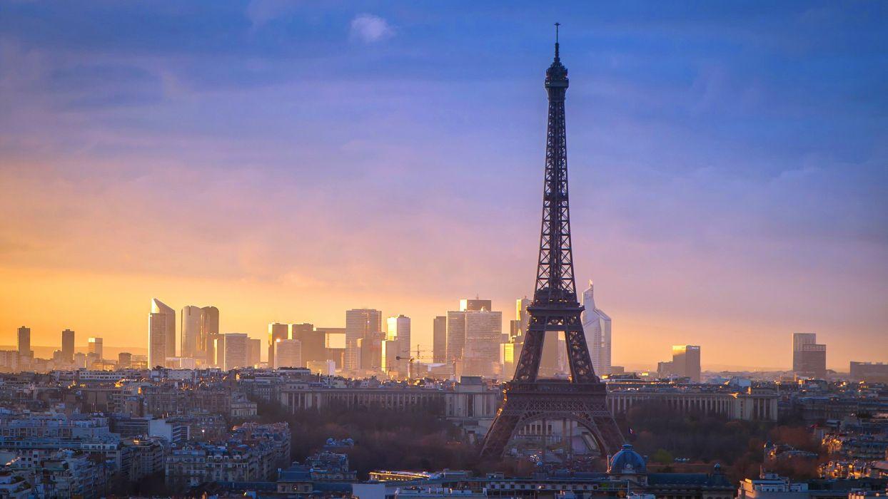Eiffel Tower Paris Wallpaper 1920x1080 220384 Wallpaperup