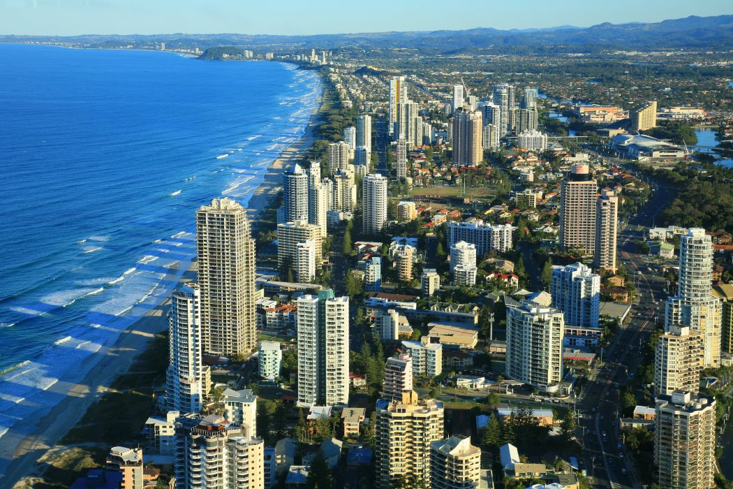 Gold Coast Queensland Australia wallpaper