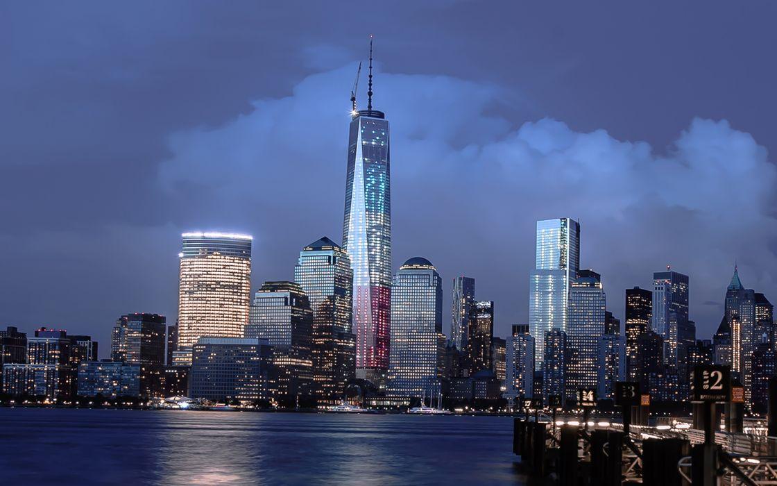 New York Buildings  f wallpaper