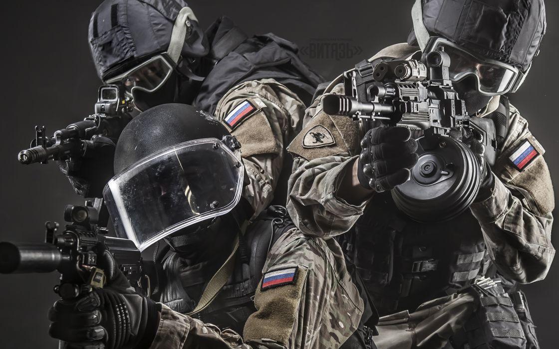 airsoft team military soldier police weapon gun wallpaper