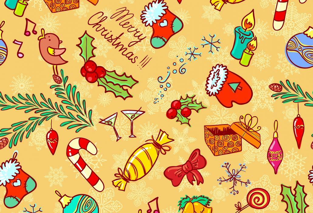 holiday texture winter vector wallpaper