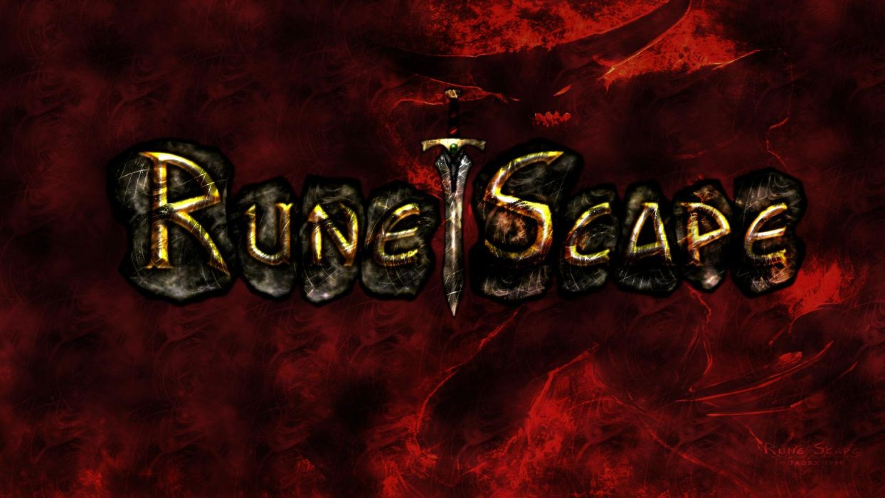 RUNESCAPE fantasy adventure poster wallpaper