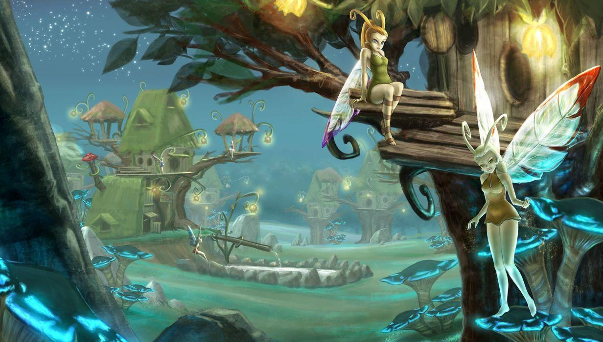 RUNESCAPE fantasy adventure fairy wallpaper