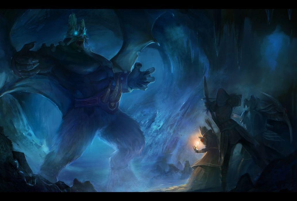 RUNESCAPE fantasy adventure monster magic battle wallpaper