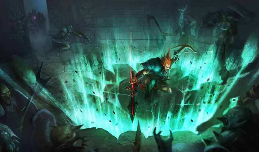 RUNESCAPE fantasy adventure warrior wallpaper