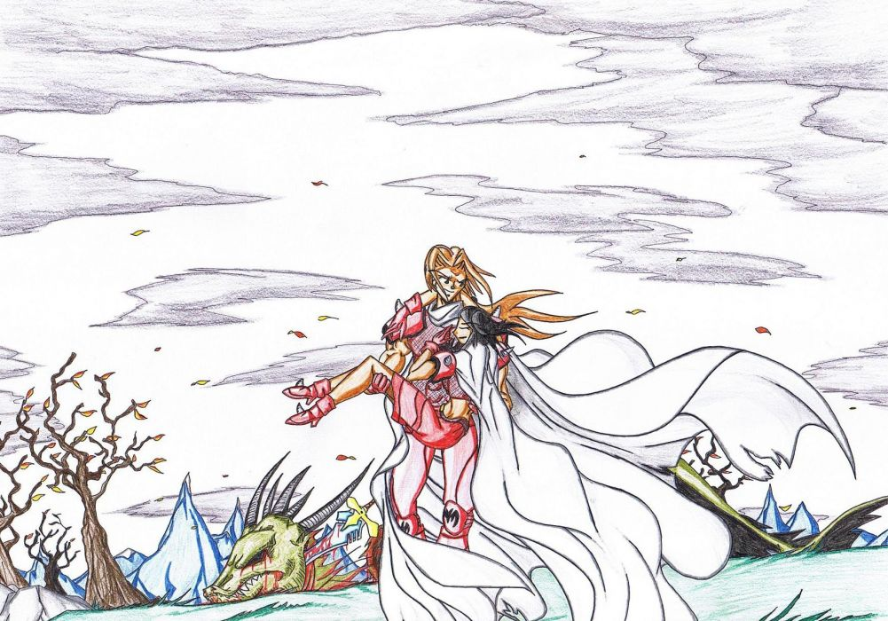 RUNESCAPE fantasy adventure mood love anime wallpaper