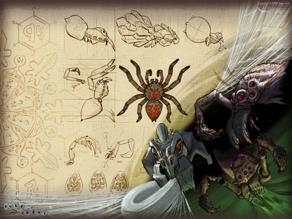 RUNESCAPE fantasy adventure wallpaper