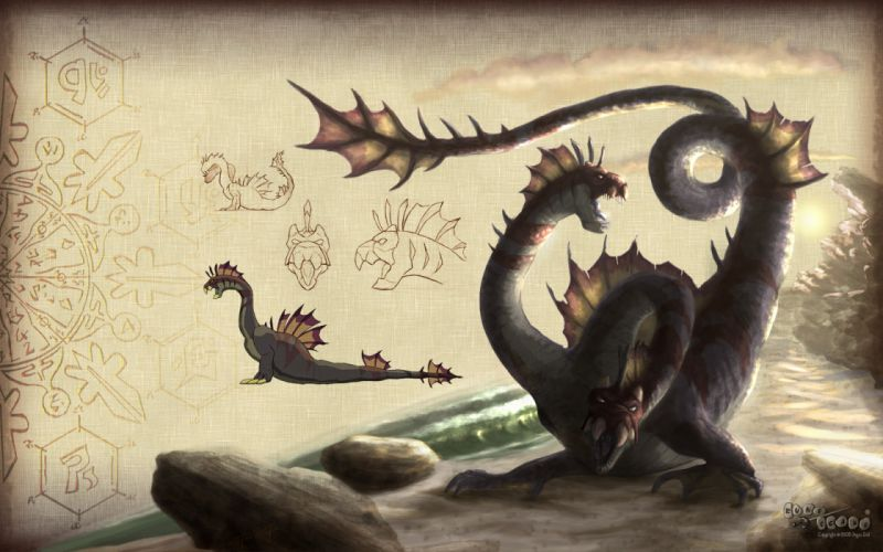 RUNESCAPE fantasy adventure dragon monster wallpaper