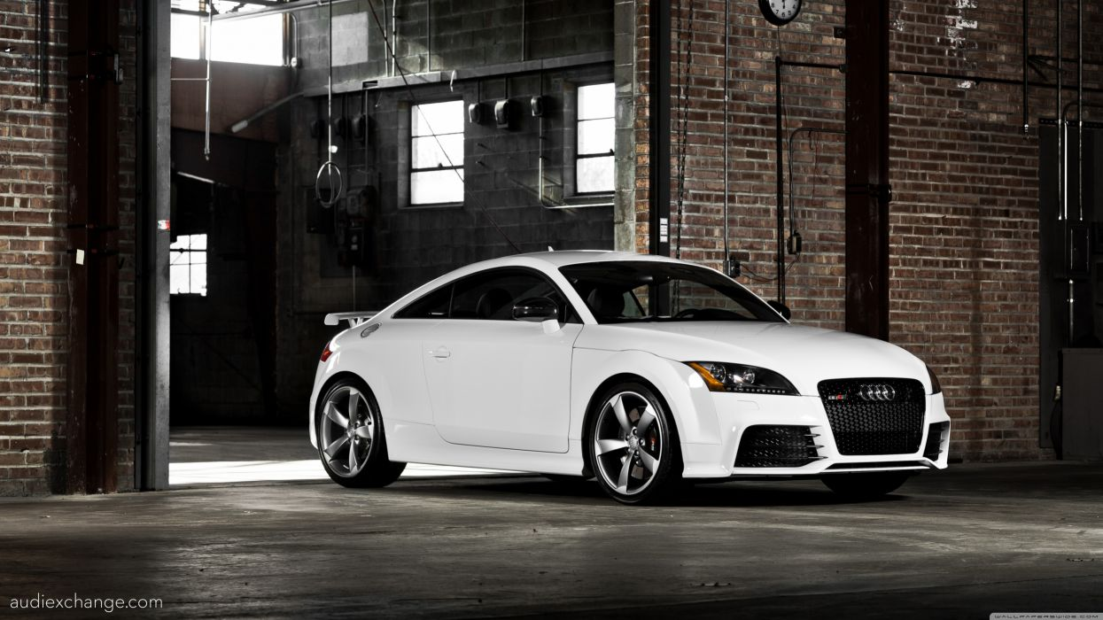 Audi TT-RS wallpaper