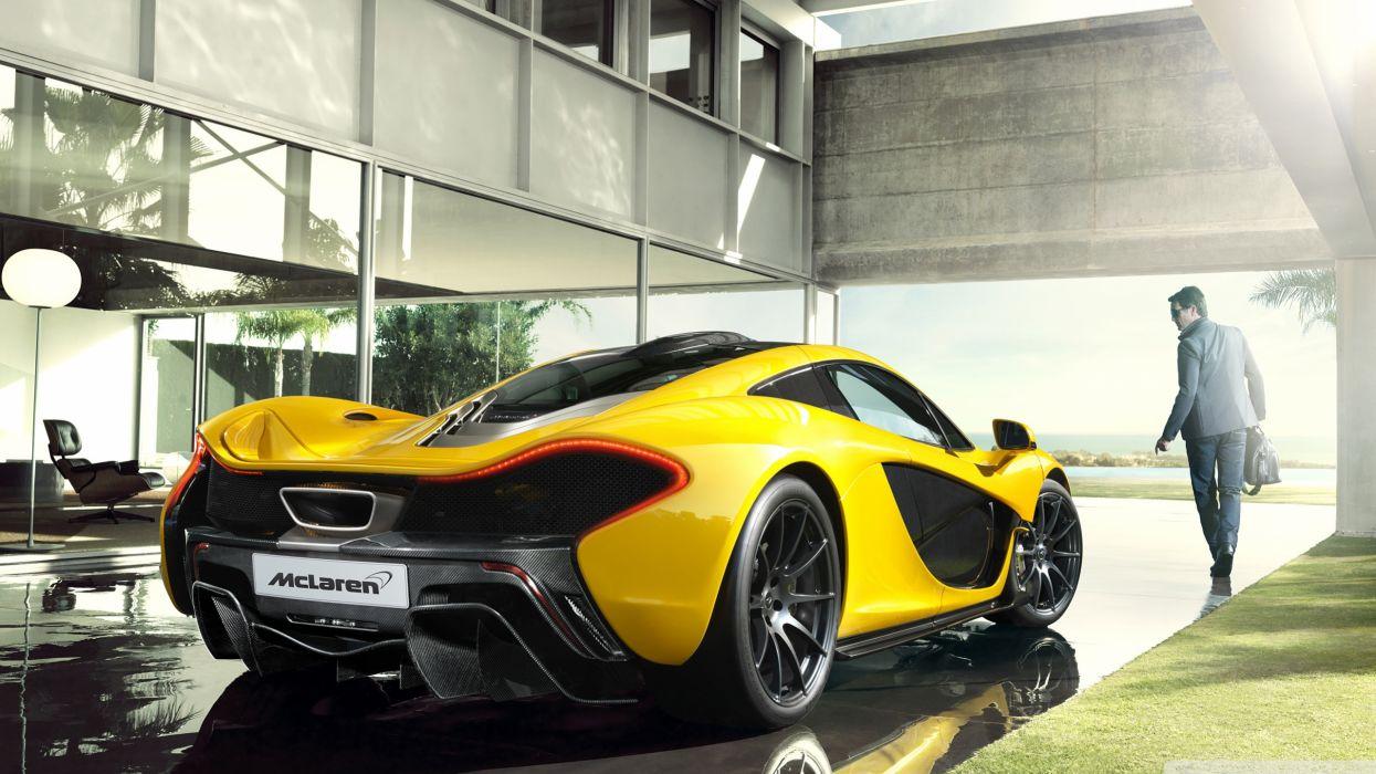 ... McLaren P1 Luxury Car Wallpaper 2560x1440 220697 WallpaperUP