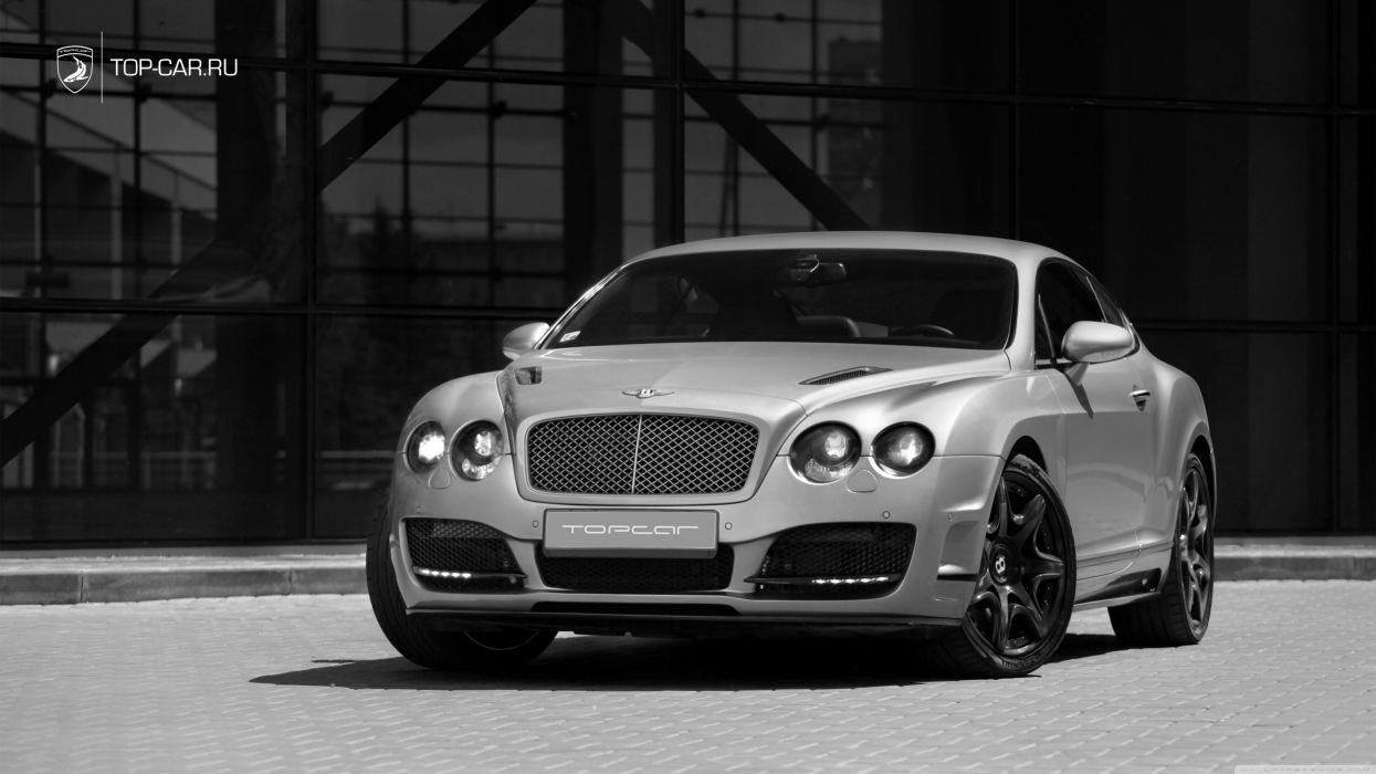 Bentley Continental GT Bullet wallpaper