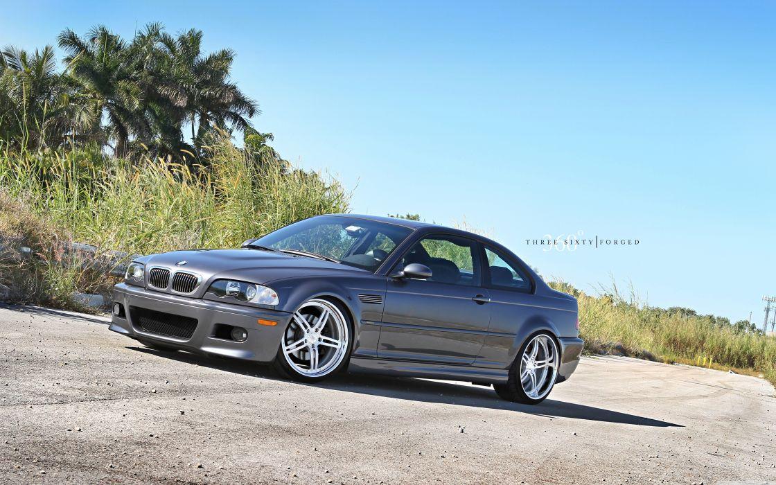 BMW E46 M3 wallpaper