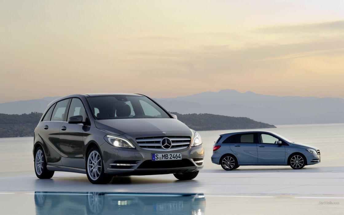 cars Mercedes-Benz class wallpaper