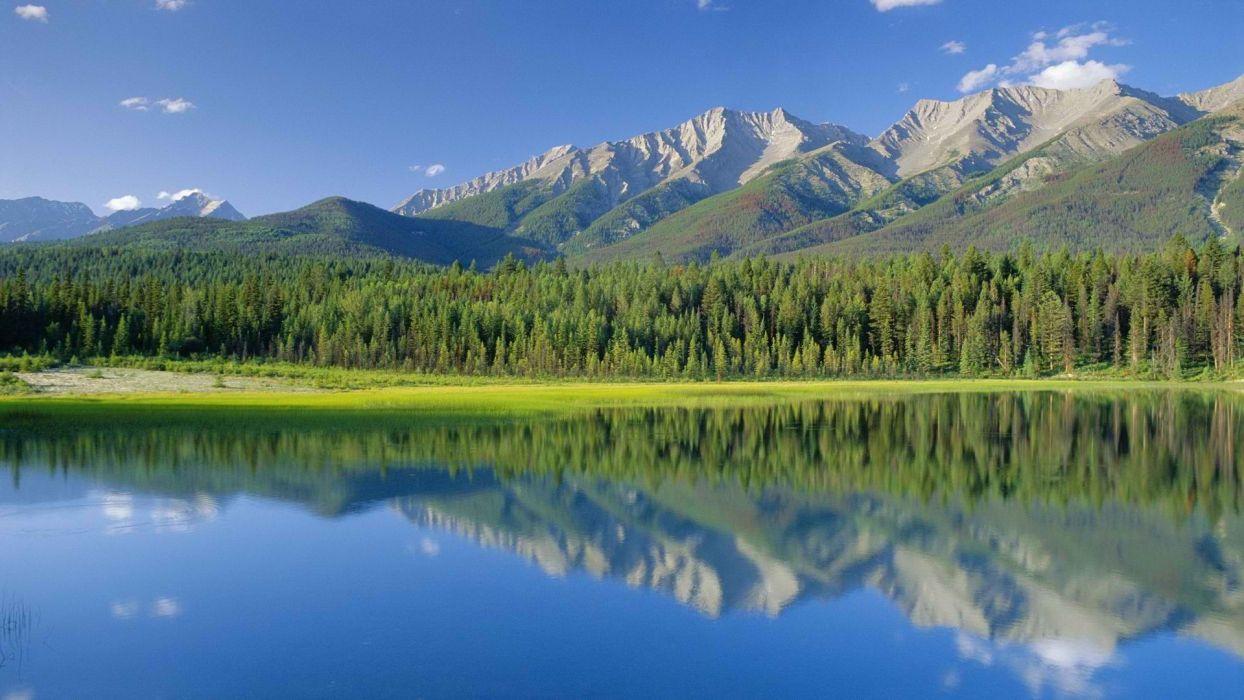 Canada British Columbia National Park wallpaper