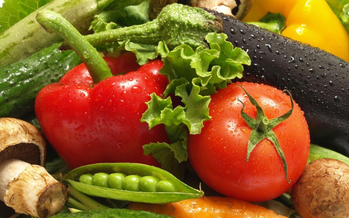vegetables wallpaper
