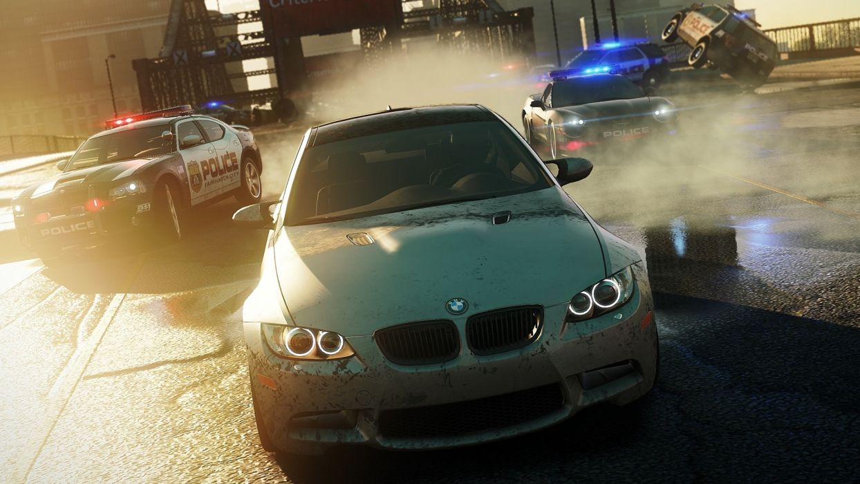 Need for Speed Need for Speed Most Wanted wallpaper