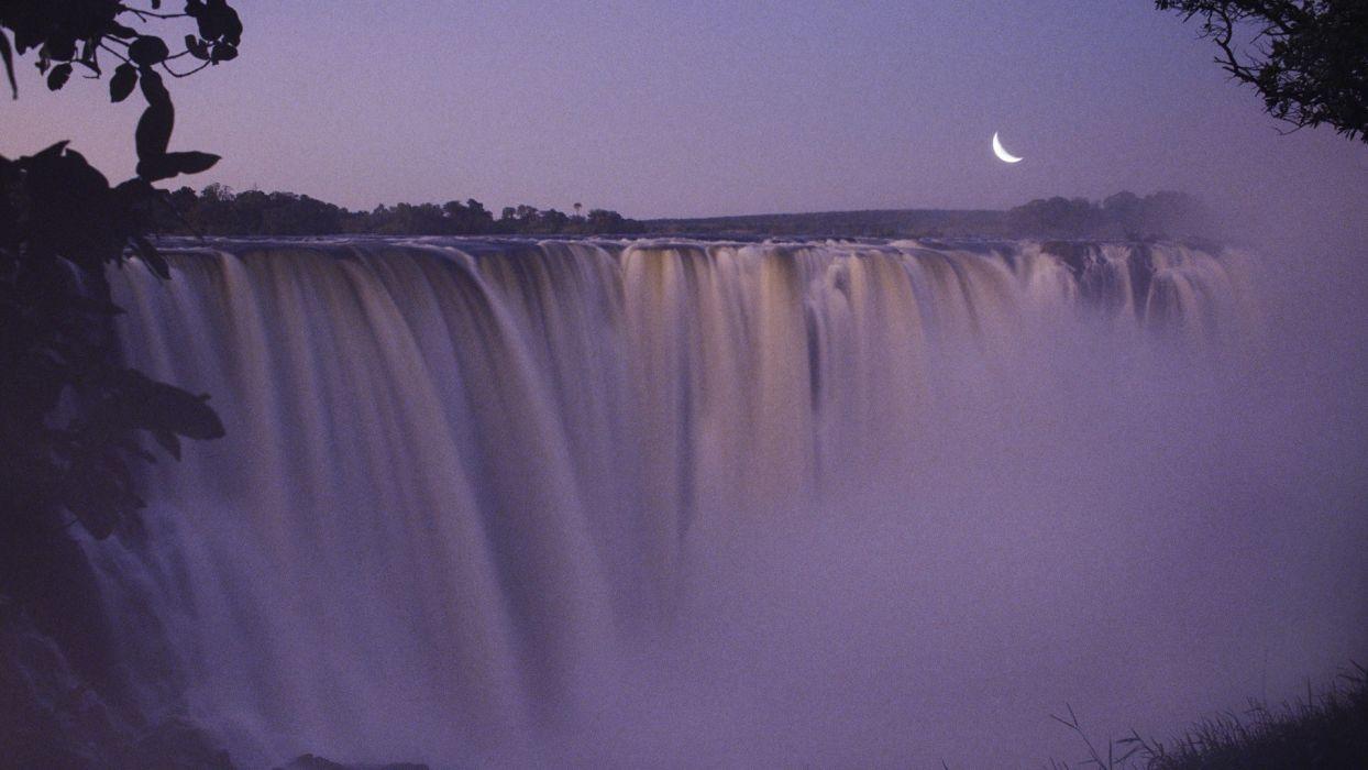 Zimbabwe Victoria Falls wallpaper