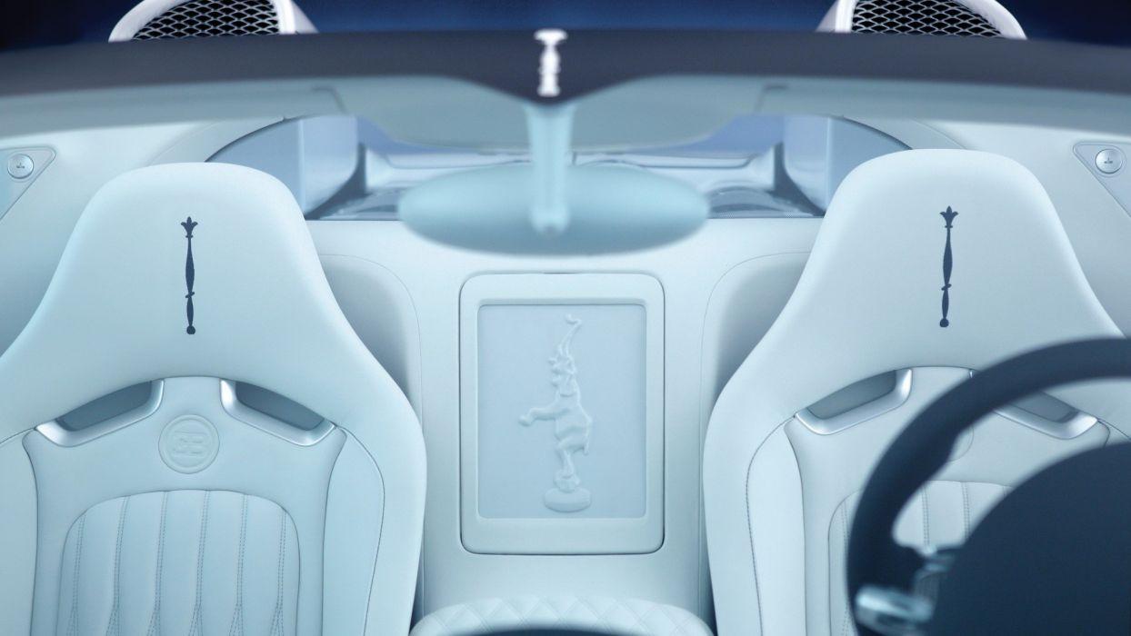 cars Bugatti Veyron car interiors Bugatti Veyron Grand Sport wallpaper