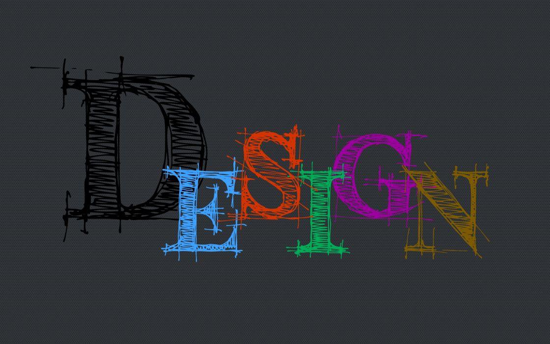 text design typography colors wallpaper