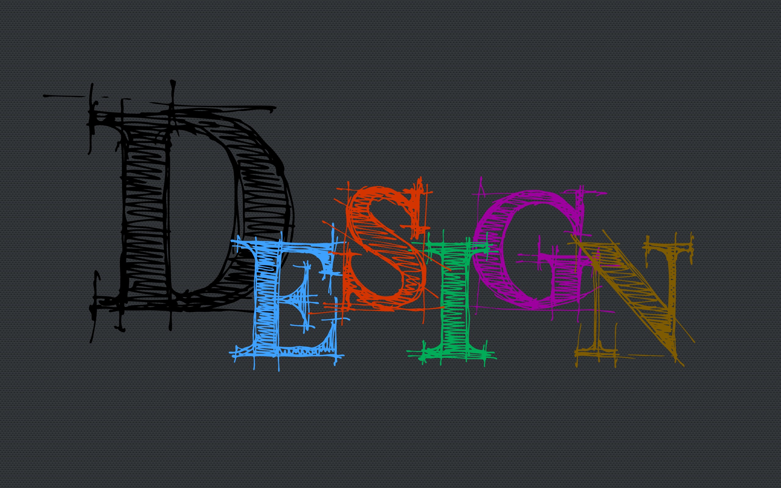 Text Design Typography Colors Wallpaper 2560x1600 220908 Wallpaperup