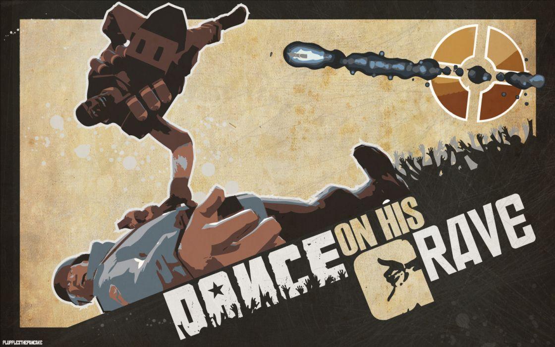 Demoman TF2 Team Fortress 2 Soldier TF2 wallpaper