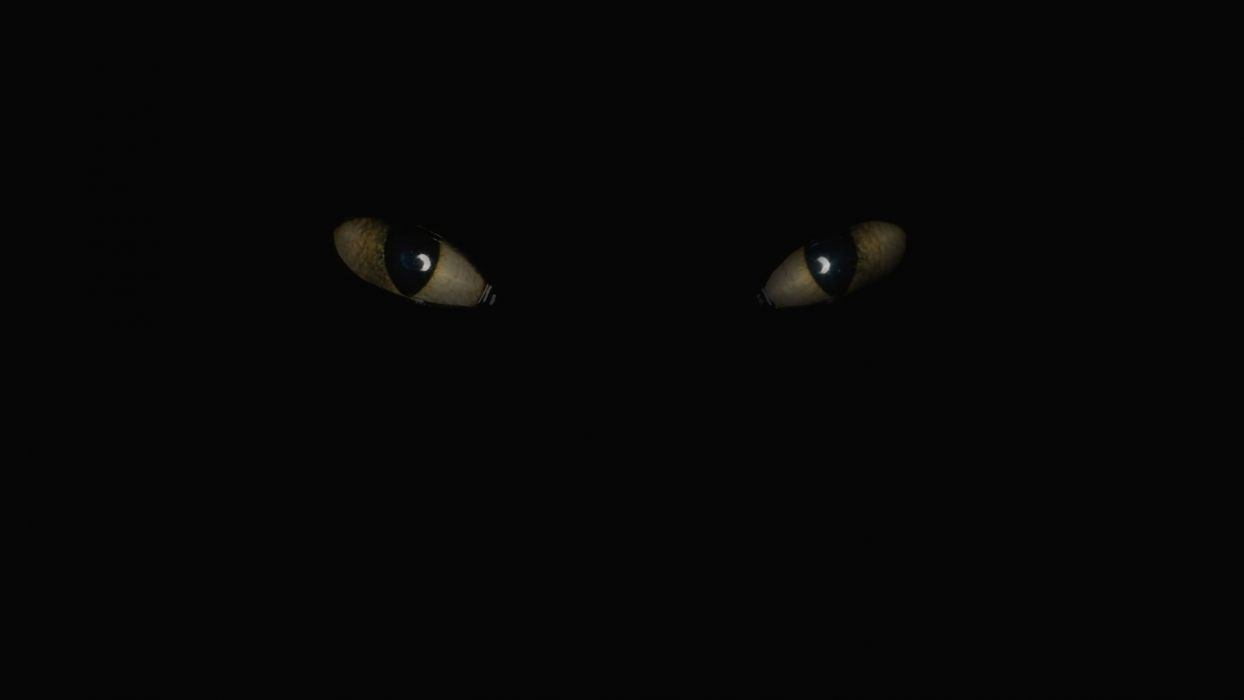 creepy eyes dark wallpaper