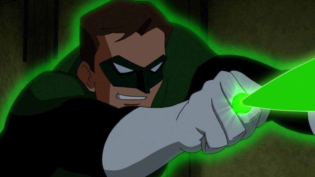 cartoons Green Lantern DC Comics comics superheroes Justice League artwork wallpaper