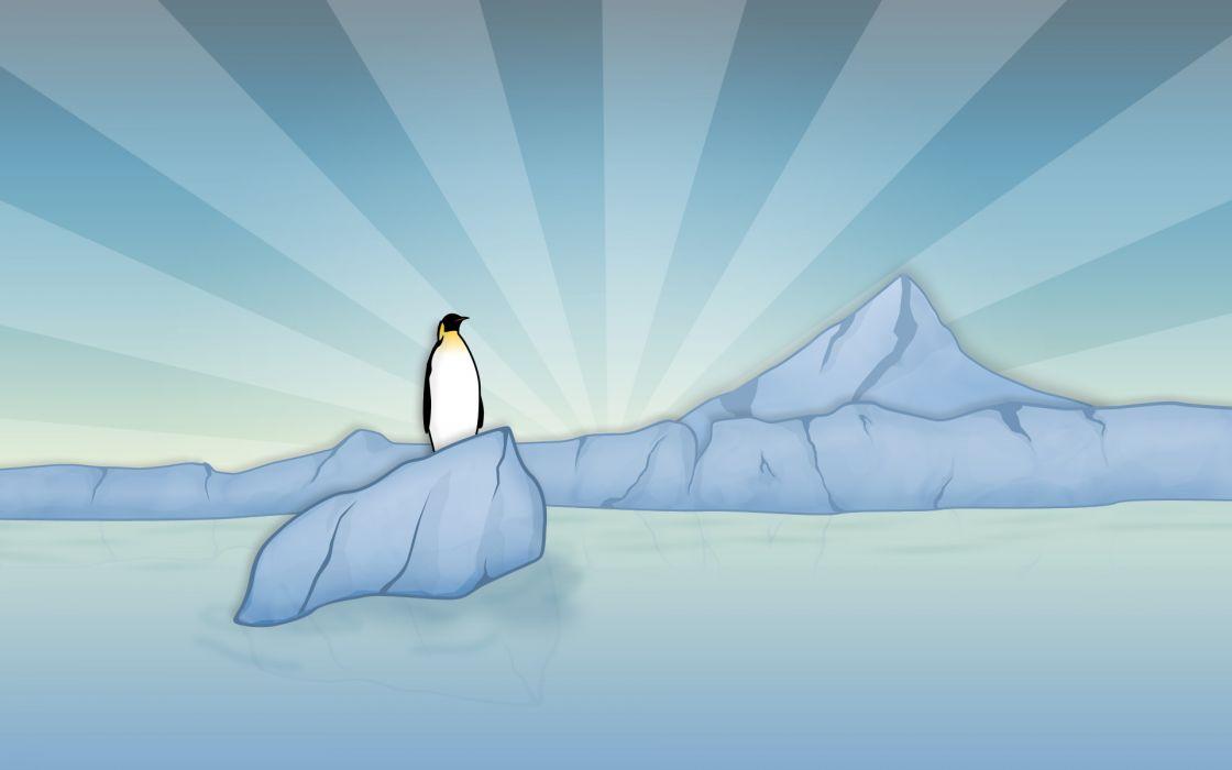 penguins wallpaper