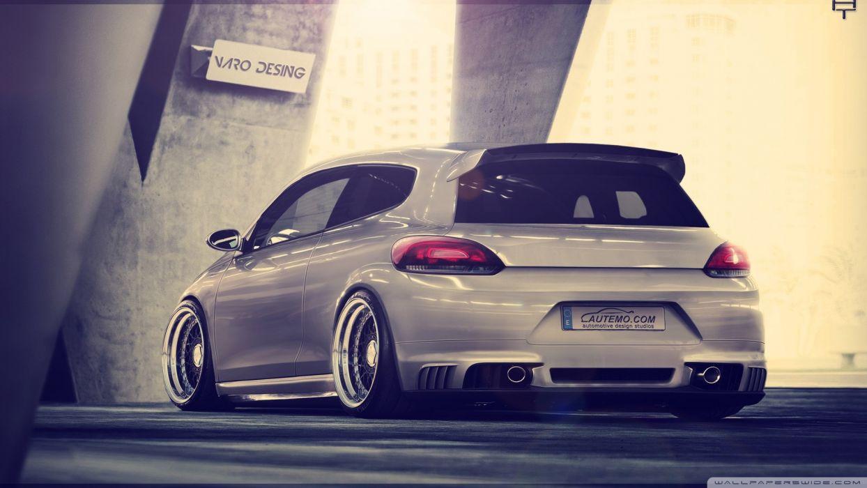 Volkswagen Scirocco wallpaper
